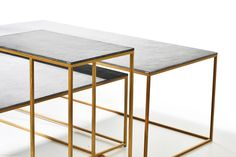 Gravelli Airwood Square Table – $2,126 - Juby Store