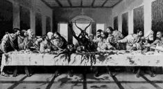 Life of a Zombie girl Baphomet, The Last Supper Painting, Chill, Clown Tattoo, Satanic Rituals, Black Grunge, Zombie Girl, Gothic Metal, Penny Dreadful
