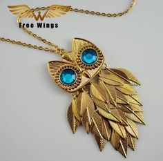 All about vinatge store:Retro Vintage  Gr... Check it out here! http://glowvatechvintage.com/products/retro-vintage-green-eye-bronze-owl-pendant-necklaces-for-women-jewelry-brand-n123-m7-0?utm_campaign=social_autopilot&utm_source=pin&utm_medium=pin