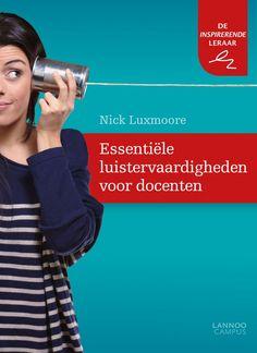 Review: Essentiële luistervaardigheden voor docenten   Klas van juf Linda