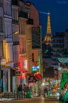 Lights in the City of Light #Paris