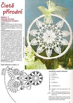 Patterns and motifs: Crocheted motif no. 718 Patterns and motifs: Crocheted motif no. Mandala Au Crochet, Crochet Circles, Crochet Motifs, Crochet Round, Crochet Chart, Crochet Home, Thread Crochet, Love Crochet, Filet Crochet