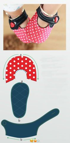 cute summer baby shoes