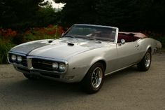 1968 pontiac firebird 400 convertible   Valenti Classics : 1968 Pontiac Firebird 400