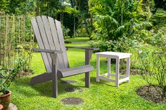 Top-Rated Adirondack Chairs for your Coastal Home! We love Adirondack Patio Chairs because of their comfort and beauty. Rustic Adirondack Chairs, Adirondack Rocking Chair, Patio Chairs, Outdoor Chairs, Outdoor Furniture, Outdoor Decor, Vintage Lanterns, Real Wood, Top Rated