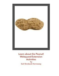 George washington carver diagram of peanut plant these are peanuts learn about the peanutwebquest ccuart Images