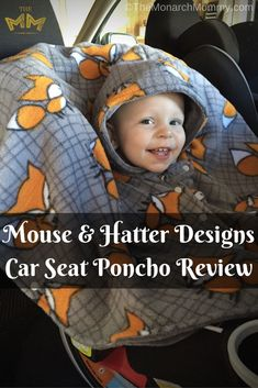 865eaa4c5ad What s a winter ready family to do  Opt for a car seat poncho! Mouse