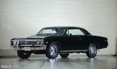 1967 Chevrolet Chevelle Malibu SS 396/375 Coupe
