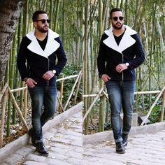 - Jacket from : http://goo.gl/WcNoEq - Shop here : http://goo.gl/WcNoEq