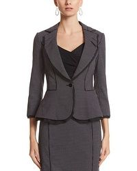 Chic power suit for the office.