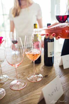 Hosting a wine tasti