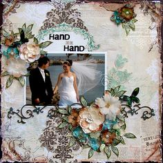 Hand in Hand ~ just lovely.