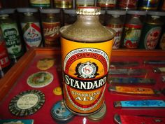 Standard Ale Cone Top  #StandardAle  #ConeTop  #BeerCans  #Collectibles  #Kamisco