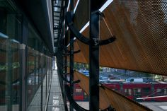 IVB Operational Service Building Innsbruck
