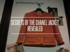 #Secrets of the Chanel #Jacket Revealed → #Fashion #Designer