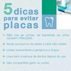 5 dicas para evitar as placas.
