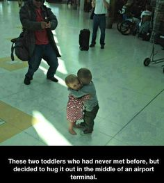Unconditional love.<<<<?AWWWWWWWWWWWWWWWWWWWW!!