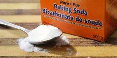 Utilisations du bicarbonate à la maison