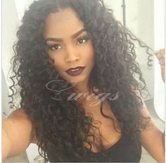 Brazilian Lace Front Wigs /Full Lace Wigs 100  Human Hair Wet  Curly Baby Hair
