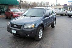 2006 Ford Escape XLT. #cars #usedcars #JaimeHathcockAutoGroup #Springfield #MO