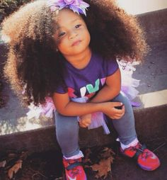 really big hair Beautiful Black Babies, Beautiful Children, Beautiful Beautiful, Gorgeous Hair, Curly Hair Styles, Natural Hair Styles, Curly Kids, Natural Hairstyles For Kids, Pretty Baby