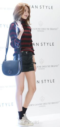 SNSD's SooYoung at Han Style's event