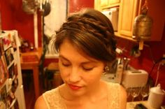 Yo Royal Highness! Braided Crown tutorial over here.