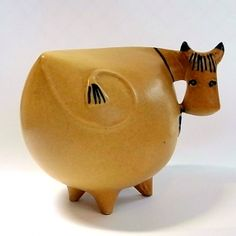 Lisa Larson cow