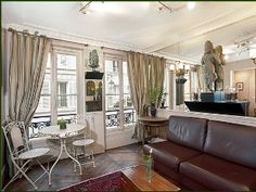 Luxurious Two Bedroom Island BeautyHoliday Rental in .4th Pompidou Centre/Le Marais from @HomeAway UK