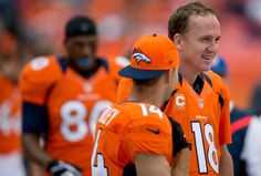 Peyton Manning ~ Still my favorite of the Manning brothers