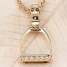 Jewelry for Preakness - May 17, 2014!!! Get your tickets now!! Call 877-206-8042  #Horse_Jewelry Stirrups