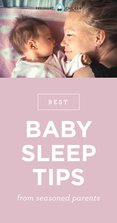 913925c4d Amazing tips from parents who know the drill about baby sleep. If you re