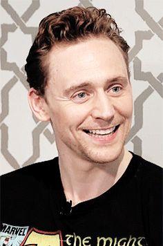 tom hiddleston gif | Tumblr