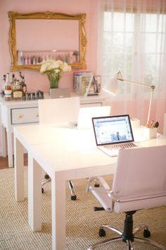 1001 id es piquer pour d corer son bureau au travail bureau original bureaux blancs et. Black Bedroom Furniture Sets. Home Design Ideas