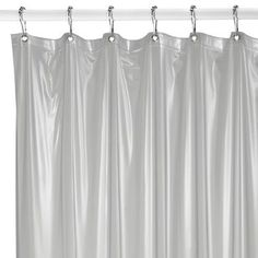 Heavyweight Frosted Shower Curtain Liner vinyl 70x72 5.99 *Free Shipping*
