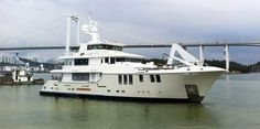 Nordhavn 120 Set To Embark On Maiden Voyage From China