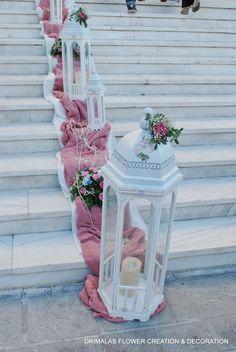 στολισμος γαμου με παιωνιες Church Wedding Decorations, Wedding Church, Table Decorations, Glass Vase, Wedding Ideas, Weddings, Home Decor, Floral Arrangements, Party