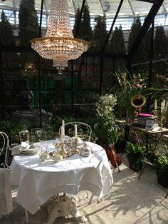 Beautiful greenhouse/conservatory—BC Home + Garden Show❣ Poppytalk