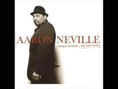 Aaron Neville - Even if my heart would break - YouTube