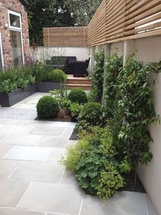Small courtyard garden design Inspiraions 35 The picture is part of an inspiring small . - Small courtyard garden design Inspiraions 35 The picture is part of an inspiring dress …, Small Courtyard Gardens, Small Courtyards, Small Gardens, Courtyard Design, Outdoor Gardens, Courtyard Ideas, Indoor Garden, Small Backyard Landscaping, Courtyard Landscaping