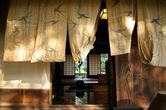 Old Japanese farm house