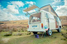VW Camper Hire Exmoor