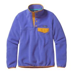 W'S LW SYNCH SNAP-T P/O, Violet Blue (VLTB)