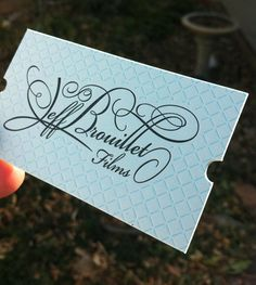 sweet business cards