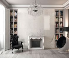 IRIS Ceramica porcelain tiles offer a starting point for design for living, establishing continuity between indoors and outdoors, creating classic and modern atmospheres and making the most of all decorating styles