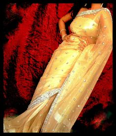 Up for grabs!!  Check out this fabulous lustful new Skin-tone Designer Saree from our collection up for grabs! This will be a perfect show-off at the next wedding you visit..    Just inbox us on FB or mail us at dor.creations@gmail.com to get your hands on this sultry saree or to know further details about the same.