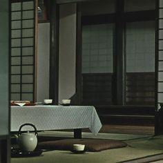 // Yasujirō Ozu, 'Late Autumn', 1960