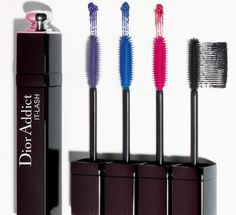 Dior IT-Lash and IT-Line - colored mascara and liner!