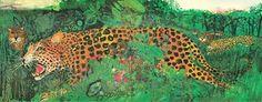 Wild Animals, 1967, by Brian Wildsmith.