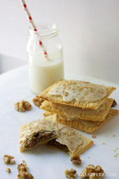 Baklava Pop Tarts with MapleIcing
